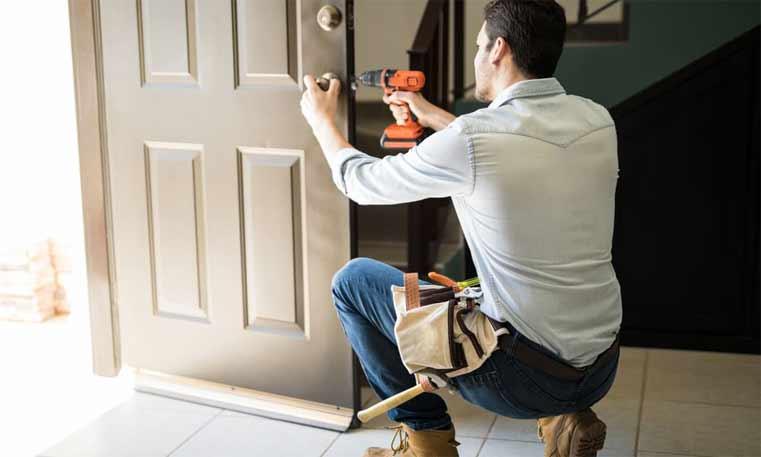 How to Fix Residential Door Lock
