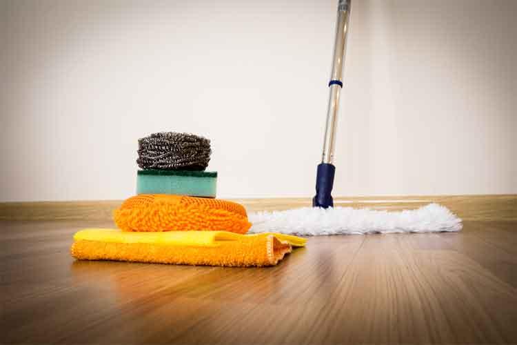 Hardwood Floors Clean