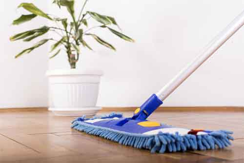 Keep Your Hardwood Floors Clean with the Dirt Devil Vac N' Mop