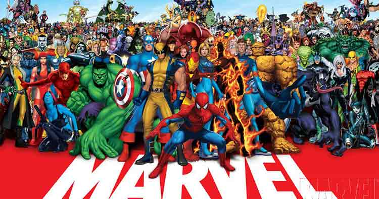 Marvel Comics The Early '70s