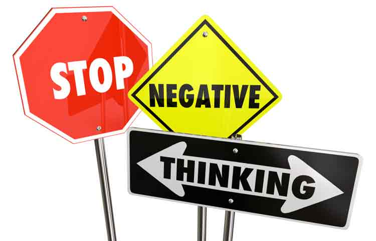 How to Stop Negative Thoughts and Feelings