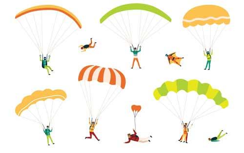 Types Of Parachutes
